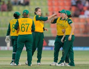 South Africa Women's squad for World T20 2016.