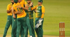 South Africa beat Australia in 1st T20 at Durban