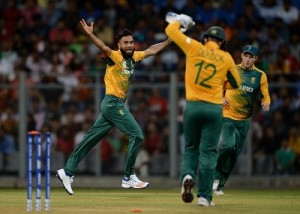 South Africa beat India in 2016 world t20 warm-up.