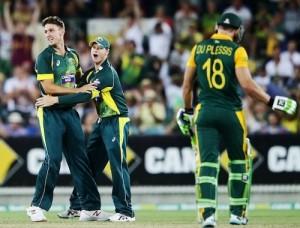South Africa vs Australia 2016 Series Full Squads.