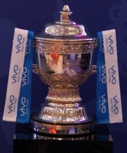 Vivo IPL 2016 Trophy to travel 6 cities from 19 March.