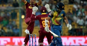 World T20 2016: West Indies beat Sri Lanka by 7 wickets