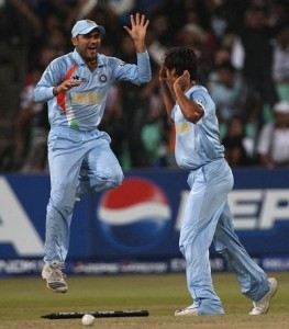 World t20 tied match is Sehwag's favorite Ind-Pak moment.
