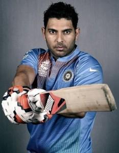 Yuvraj Singh new look in India ICC wt20 2016 dress.
