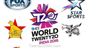 ZIM vs HK Live Streaming, TV Channel World T20 2016