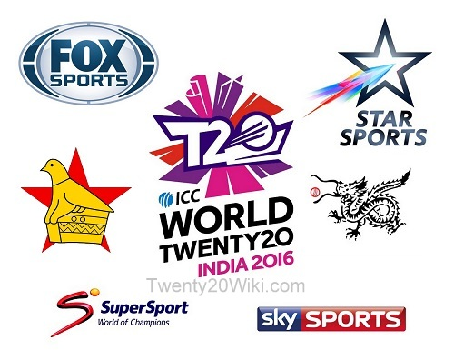ZIM vs HK Live Streaming, TV Channel World T20 2016.