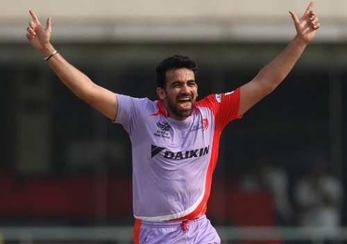 Zaheer Khan to captain Delhi Daredevils in IPL 2016.