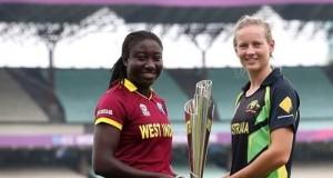 Australia vs West Indies women's world t20 2016 final live