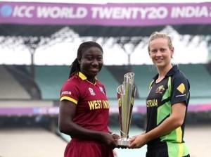 Australia vs West Indies women's world t20 2016 final live.