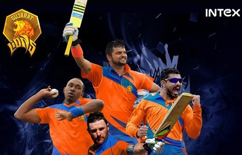 Gujarat Govt signs pact with IPL Team Gujarat Lions.