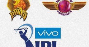 Gujarat Lions vs Pune Supergiants Preview match-6