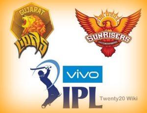 Gujarat Lions vs Sunrisers Hyderabad Preview 2016 IPL.