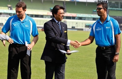 ICC World Twenty20 2016 Final Officials, Umpires