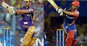 KKR vs DD Live Streaming, Telecast IPL 2016 Match-2