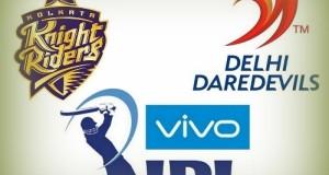 KKR vs DD Match-2 Preview, Predictions IPL 2016