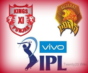 KXIP vs GL Live Streaming, Preview 2016 IPL Match-3.