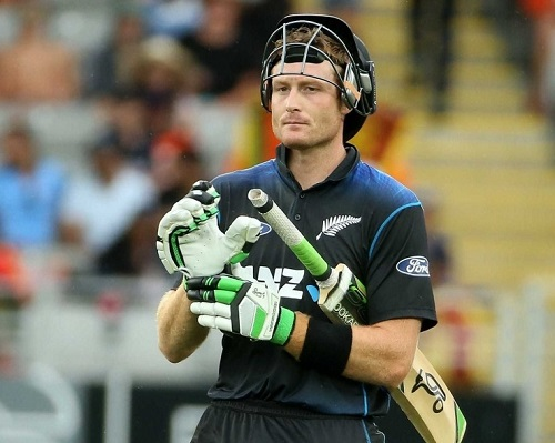 Martin Guptill to lead Guyana Amazon Warriors in CPL 2016.