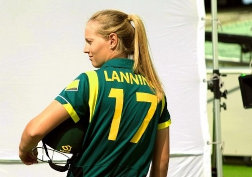 Meg Lanning bats for Women's IPL to boost game.