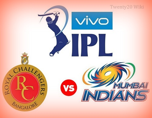 Mumbai Indians vs Royal Challengers Match-14 Preview 2016 IPL.