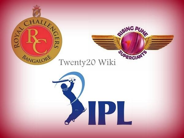 IPL 2017: RCB vs RPS 17th match Preview, Predictions