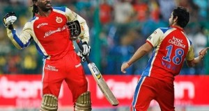 Royal Challengers Bangalore Predicted Playing XI 2016 IPL