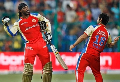 Royal Challengers Bangalore Predicted Playing XI 2016 IPL.