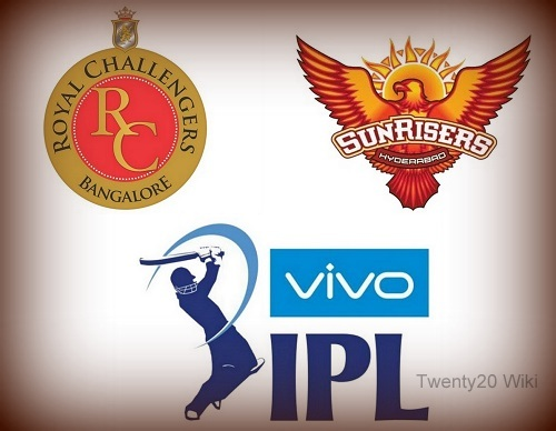 Royal Challengers Bangalore vs Sunrisers Hyderabad Preview.