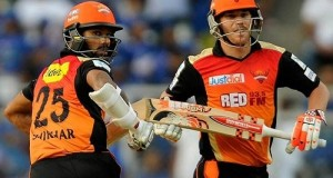 Sunrisers Hyderabad Predicted Playing XI for 2016 IPL
