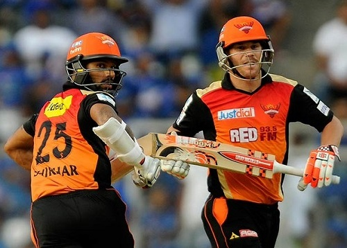 Sunrisers Hyderabad Predicted Playing XI for 2016 IPL.