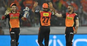 Sunrisers Hyderabad vs Rising Pune Supergiants IPL 2016 live