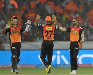 Sunrisers Hyderabad vs Rising Pune Supergiants IPL 2016 live.