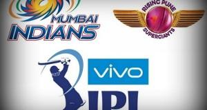 MI vs RPS Live Stream, Broadcast Match-1 IPL 2016