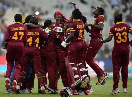 West Indies beat Australia to win first Women's world t20 title.