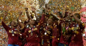 West Indies beat England to win second World T20 trophy