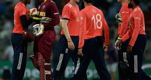 Who'll win 2nd world t20 trophy, England or West Indies?