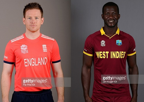 World T20 2016 Final: England vs West Indies Preview