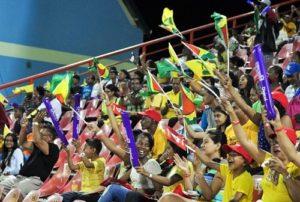 CPL 2016: Home Fixtures for Guyana Amazon Warriors declared.