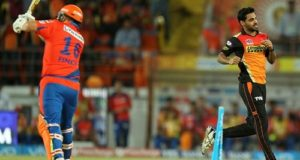 GL vs SRH IPL 2016 2nd Qualifier Predicted Playing XIs