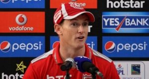 George Bailey replaces Du Plessis in Supergiants IPL 9 squad