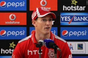 George Bailey replaces Du Plessis in Supergiants IPL 9 squad.