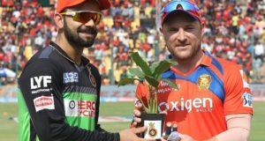 Gujarat Lions vs Royal Challengers Bangalore live streaming, score