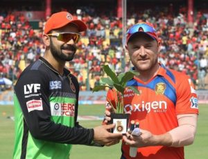 Gujarat Lions vs Royal Challengers Playoff live streaming, score