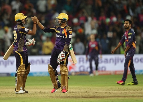 IPL 2016 Kolkata Knight Riders vs Pune Supergiants Preview.