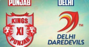 IPL 2016 Match 36: KXIP vs DD Preview, Predictions