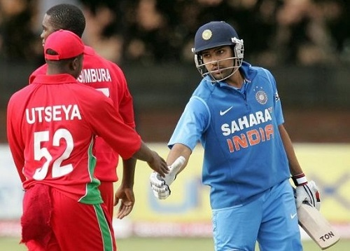 India to play 3 T20Is on Zimbabwe Tour in June 2016.