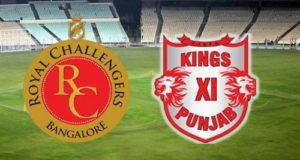 Kings XI Punjab vs Royal Challengers Bangalore Preview 2016