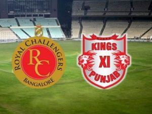 Kings XI Punjab vs Royal Challengers Bangalore Preview 2016.