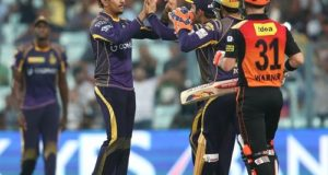 Kolkata Knight Riders beat SRH to enter IPL Playoffs 2016