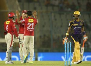 Kolkata Knight Riders vs Kings XI Punjab Preview Match 32.