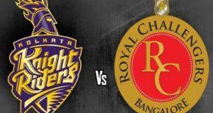 Kolkata Knight Riders vs Royal Challengers Bangalore Preview Match-48